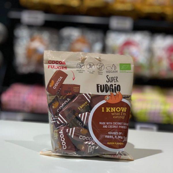 Super Fudgio Cocoa